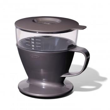 オートドリップコーヒーメーカー(チャコール)