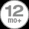 12mo+